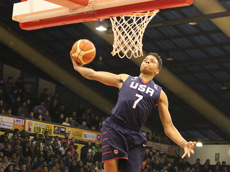 Markelle Fultz. (Photo: USA Basketball)