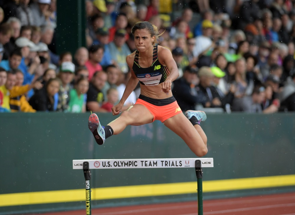 ALL-USA Girls Track and Field Athlete of the Year: Sydney McLaughlin (Photo: Kirby Lee, USA TODAY Sports)