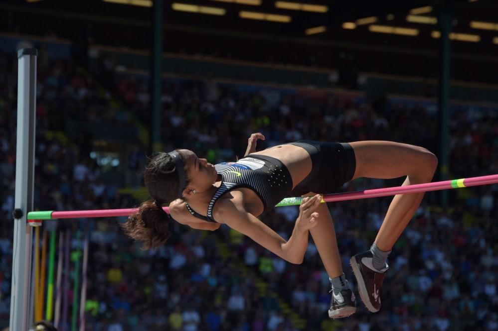 Vashti Cunningham (Photo: Kirby Lee-USA TODAY Sports)