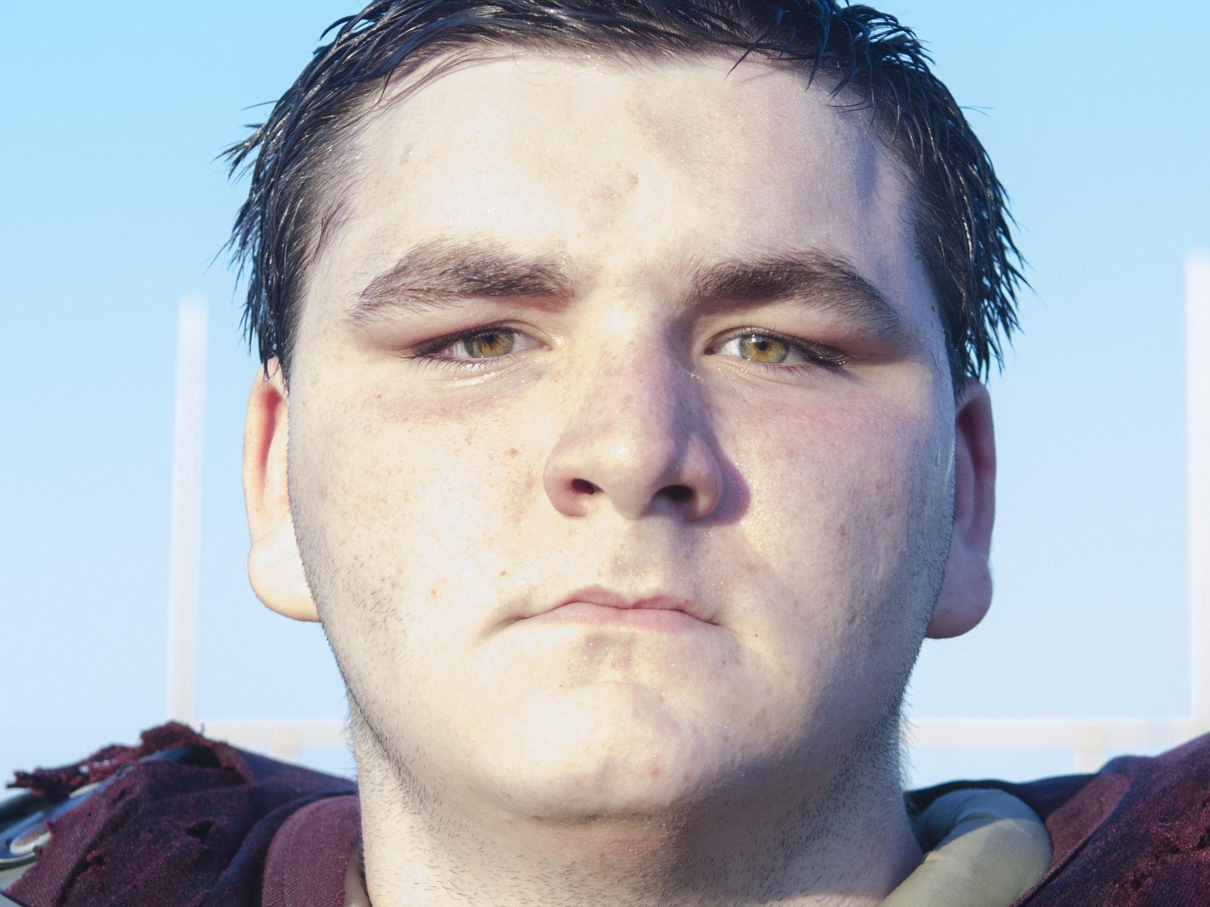 Anthony Ruvolo Deckerville Football 2016