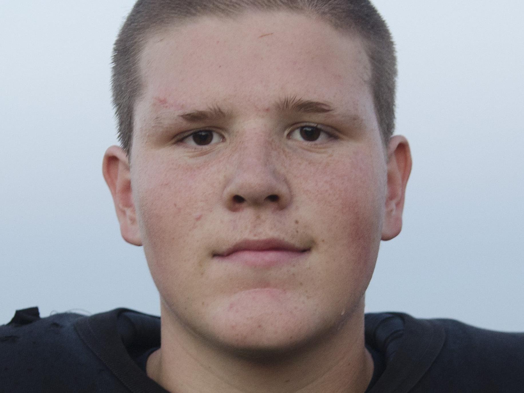 Ben Kreger Sandusky Football 2016