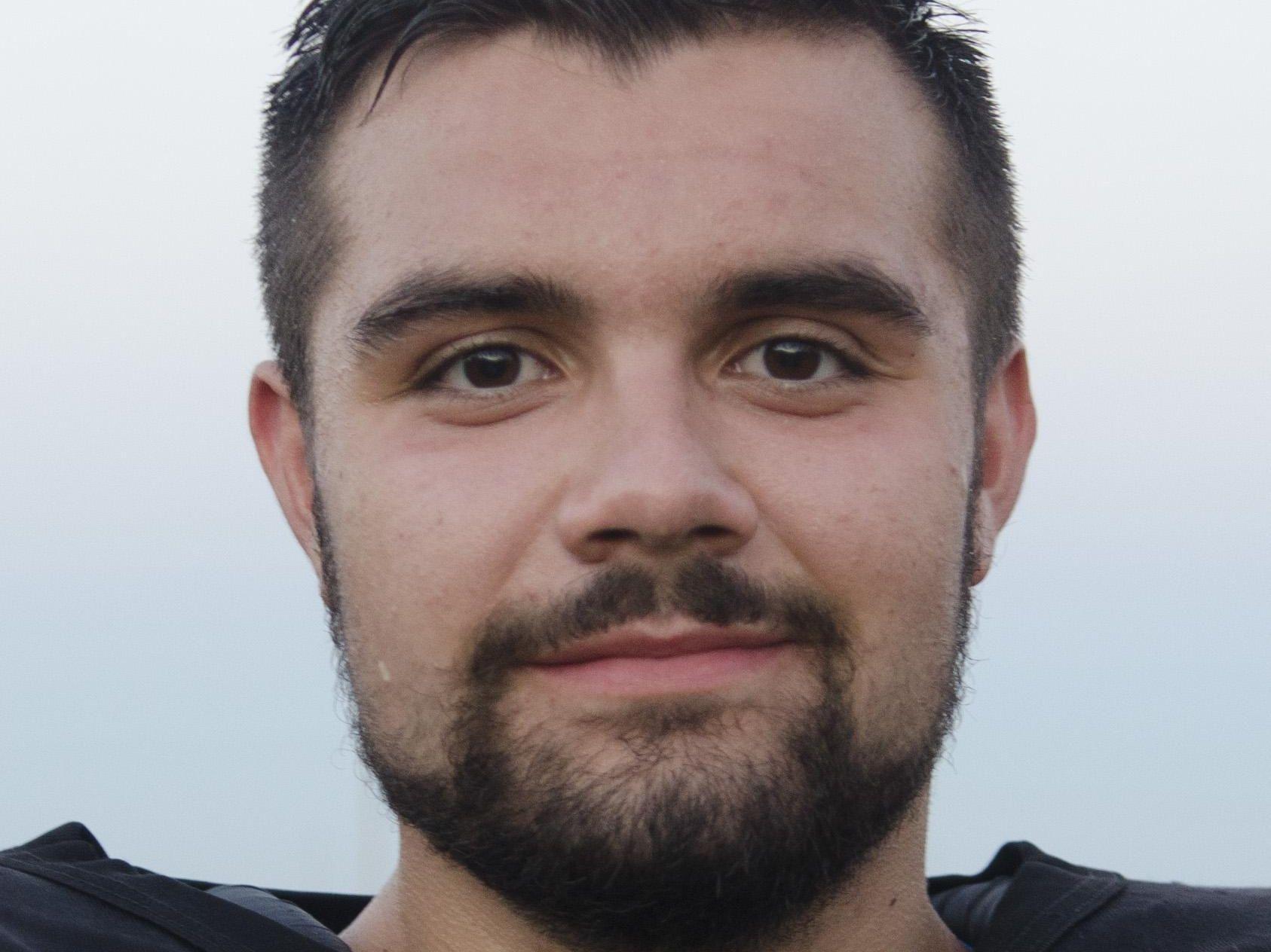 Noah Bartle Sandusky Football 2016