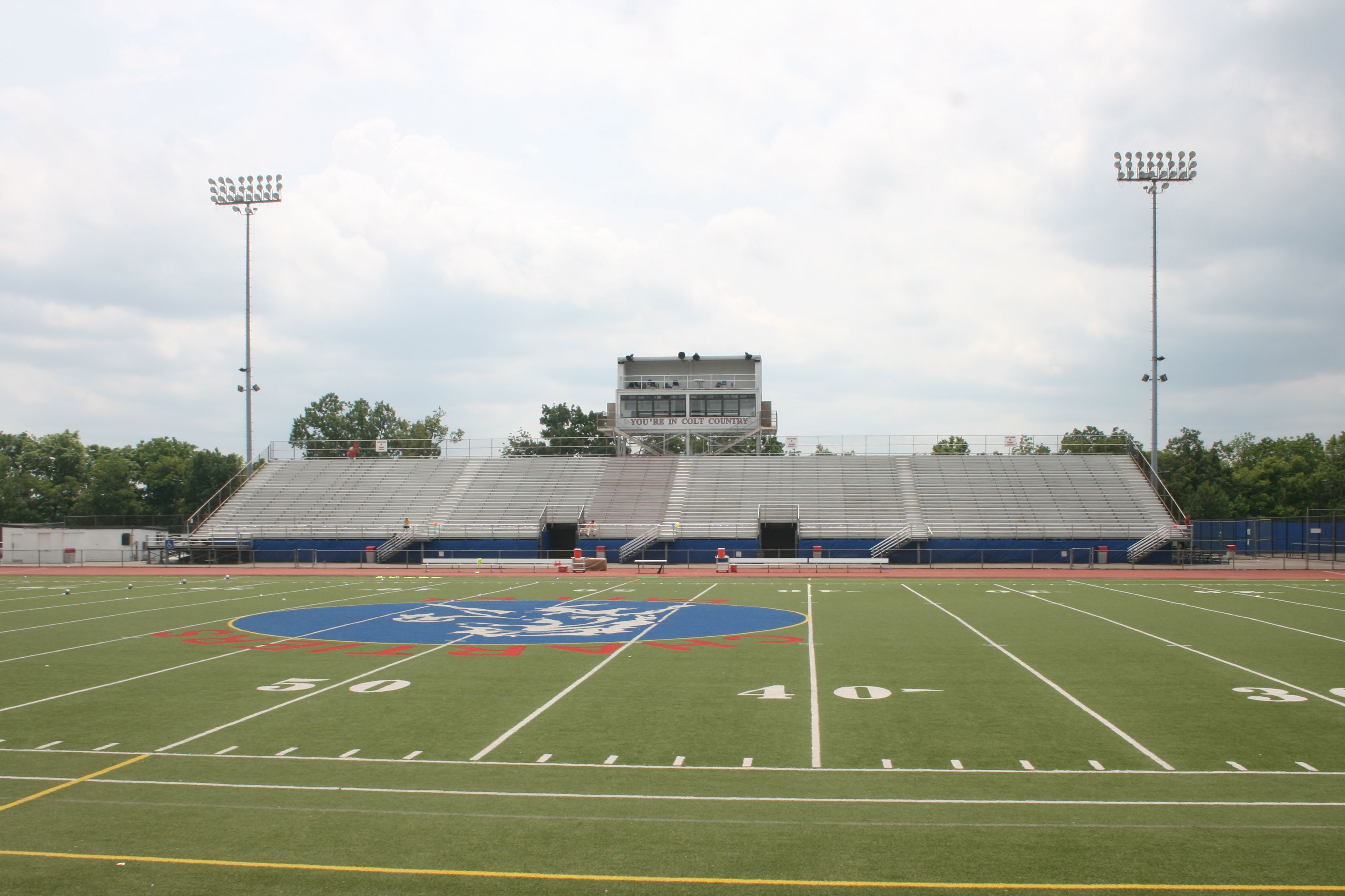 Chartiers Valley Football Field