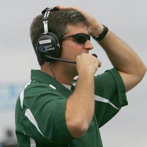 San Antonio Reagan head football coach David Wetzel. (Twitter)