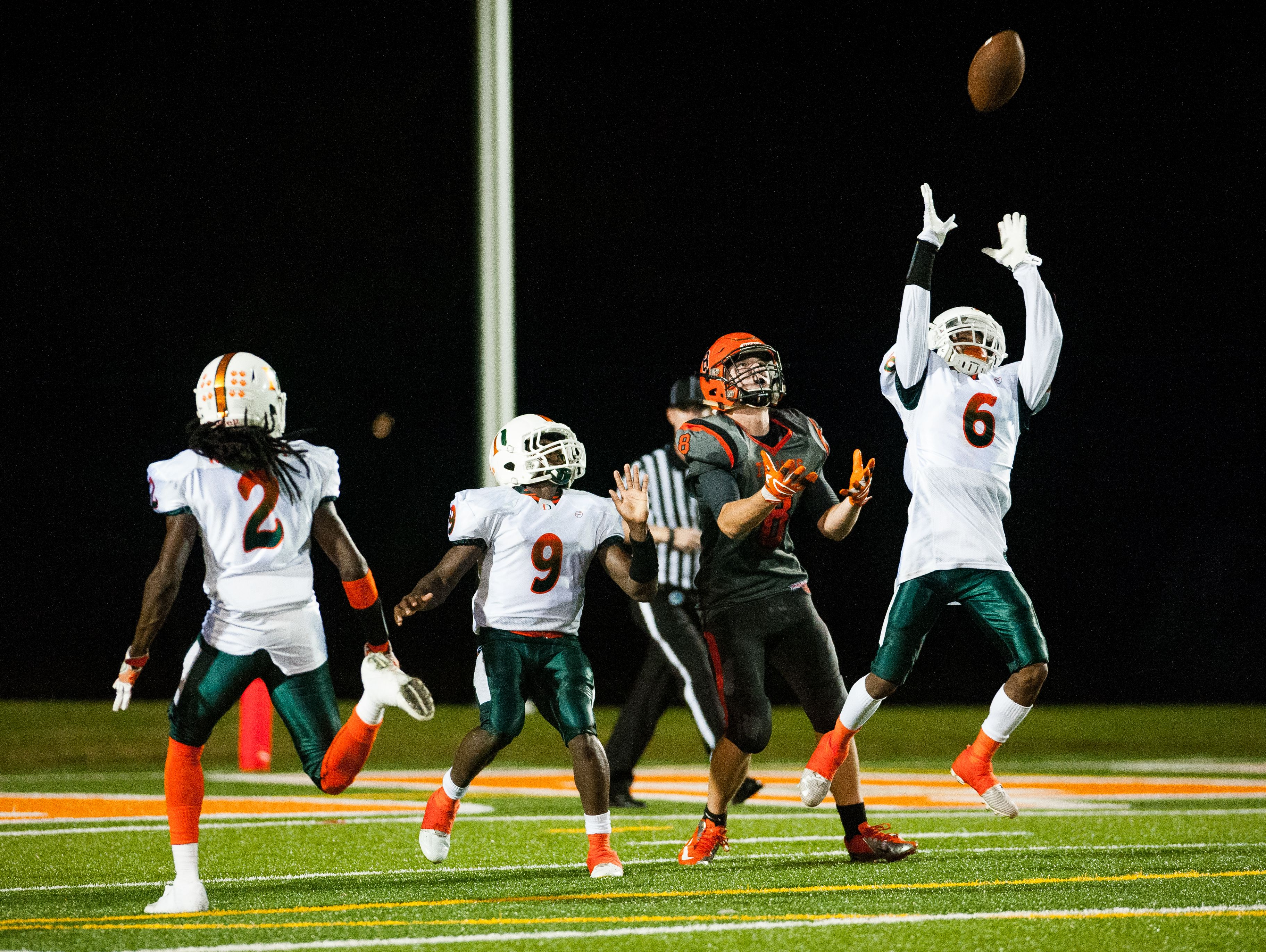 Dunbar fell to Lely last week and will look to get back on track in a rivalry game against South Fort Myers on Friday.