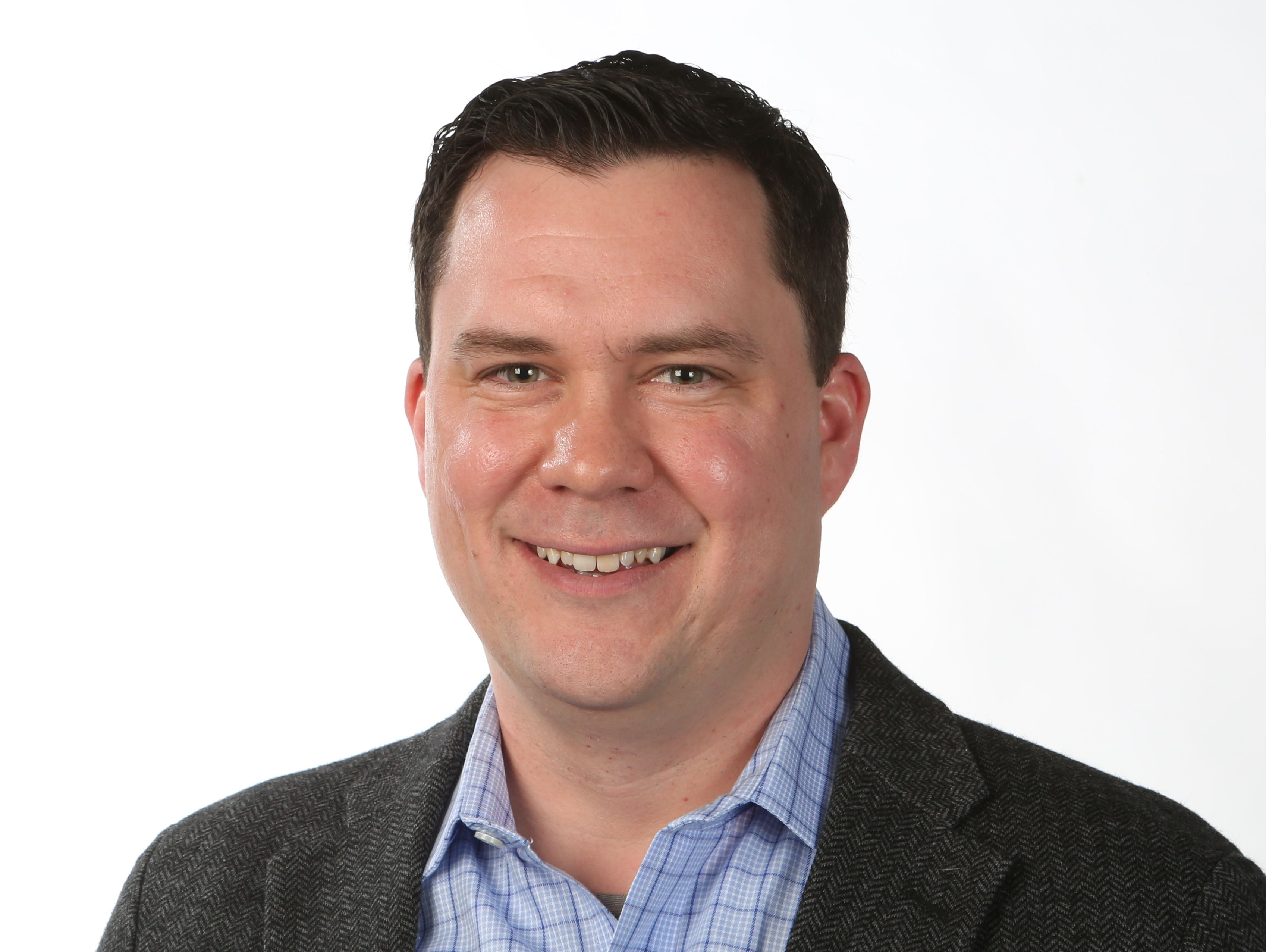 Reporter Josh Thomson