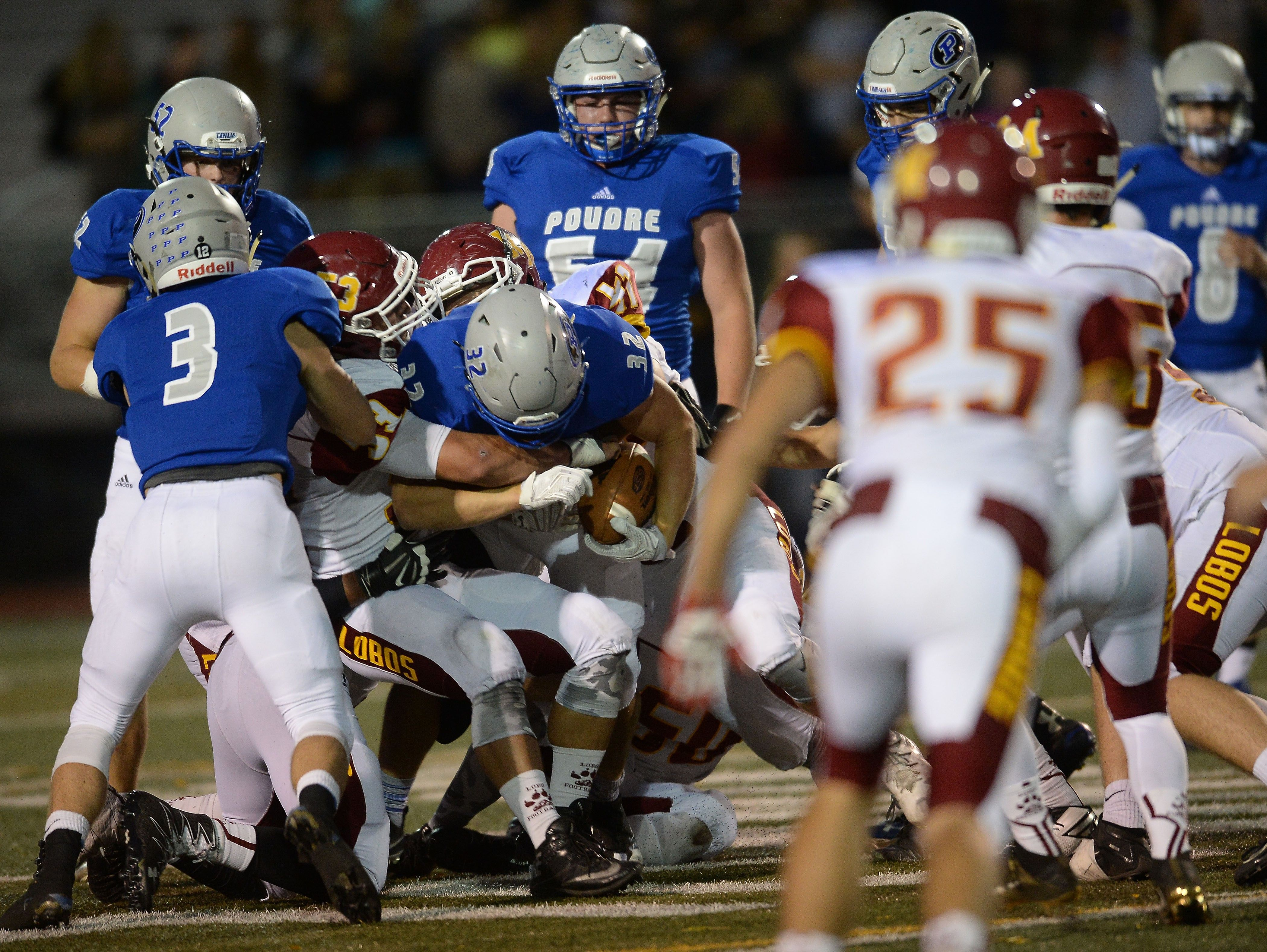 Rocky Mountain (0-3) and Poudre (2-2) battle at 7 p.m. Friday at French Field in a nonconference game.