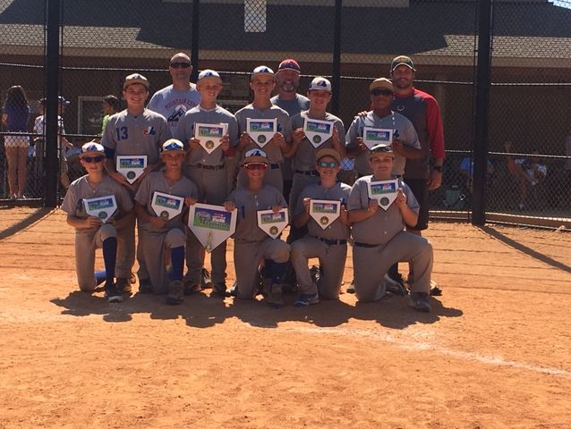 The Mountain Expos 13 and under baseball team won the USSSA Super NIT Championship tournament played last weekend in Spartanburg, S.C.