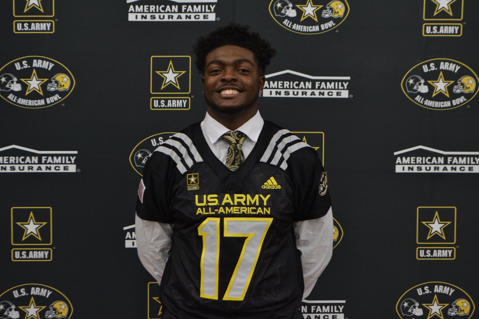 Deron Irving-Bey (Photo: Army All-American Bowl)