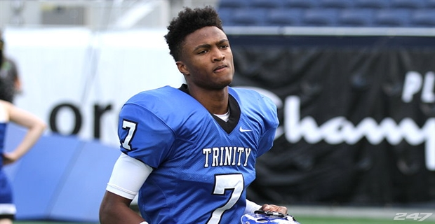 Trinity Christian's Shaun Wade (Photo: 247Sports)