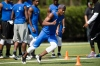 July 6, 2016 -- Beaverton, OR, U.S.A -- Wide receiver Jhamon Ausbon of IMG Academy (Florida) trains at The Opening and Elite 11 high school football camp held at Nike headquarters in Oregon. -- Photo by Troy Wayrynen-USA TODAY Sports Images, Gannett ORG XMIT: US 135130 opening/ elite 1 7/6/2016 [Via MerlinFTP Drop]