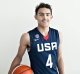 Trae Young said Kansas coach Bill Self is hilarious. (Photo: USA Basketball)