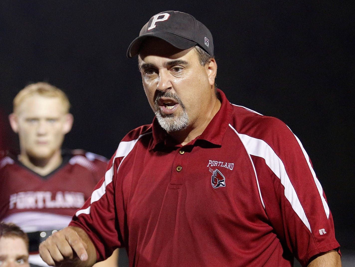 Portland coach John Novara has guided the Raiders to two consecutive CAAC White titles.