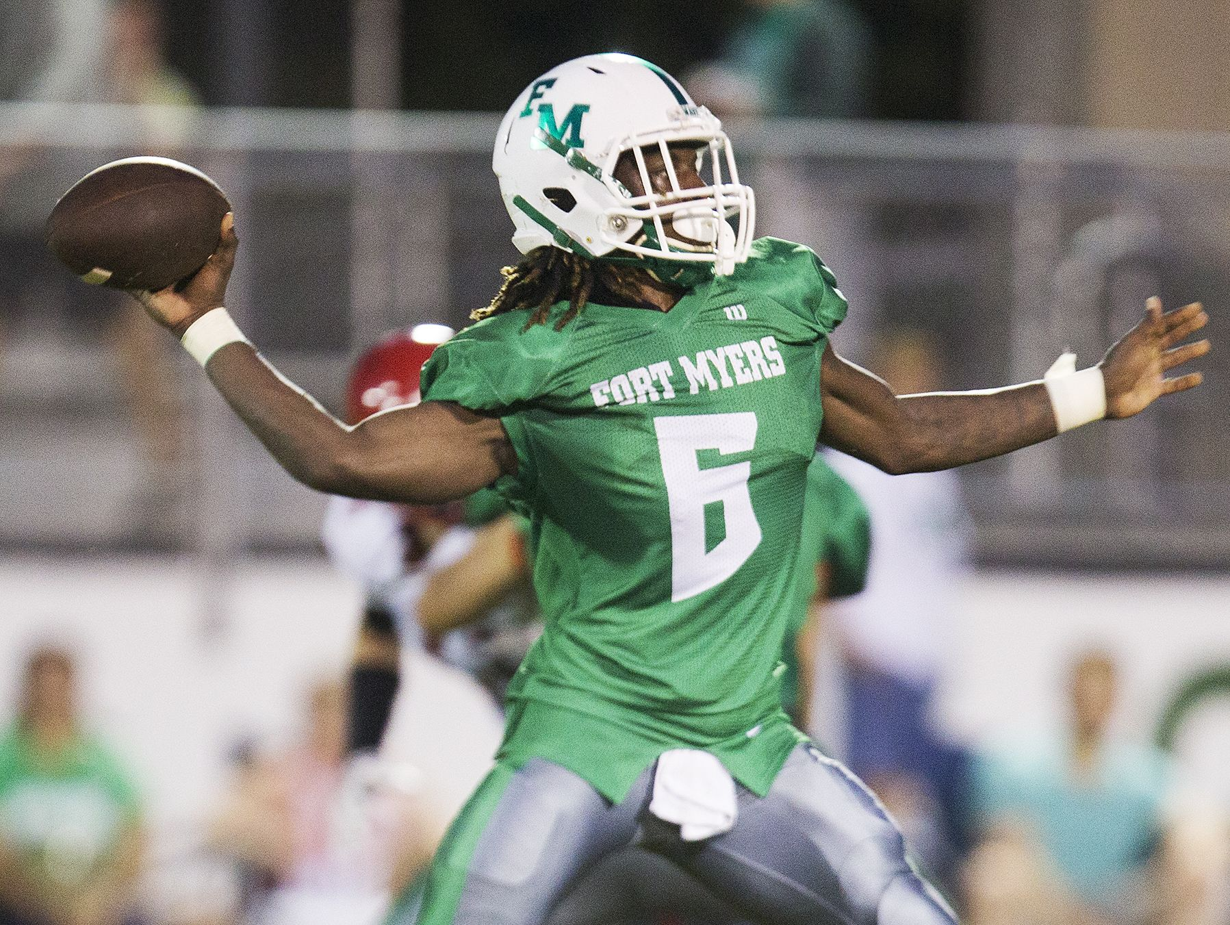 Darrian Felix and Fort Myers jumped to No. 2 in the Lee County Fab 5.