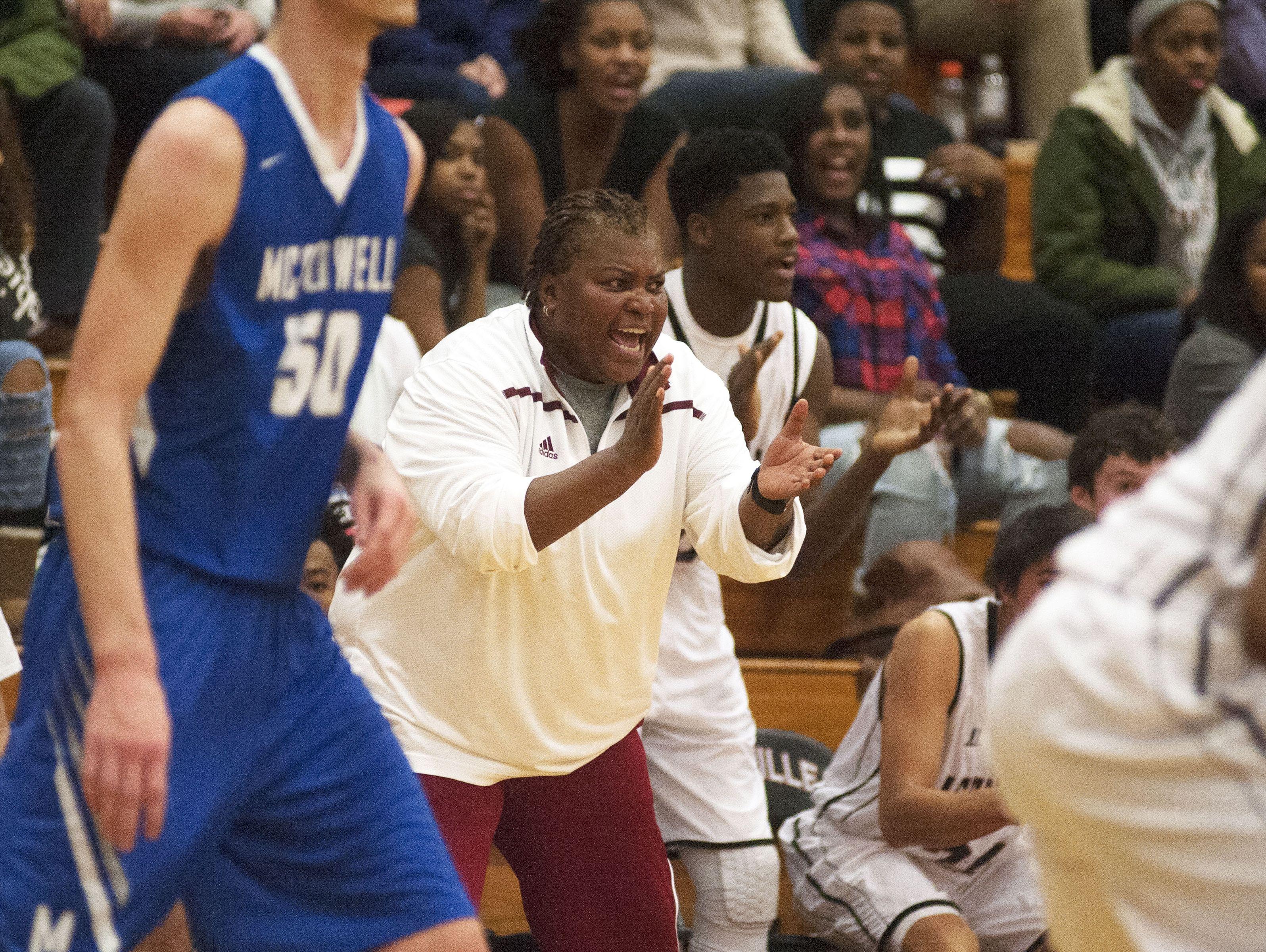 Sonita Warren-Dixon has been named the new boys basketball coach at Cherokee, the school announced Wednesday.