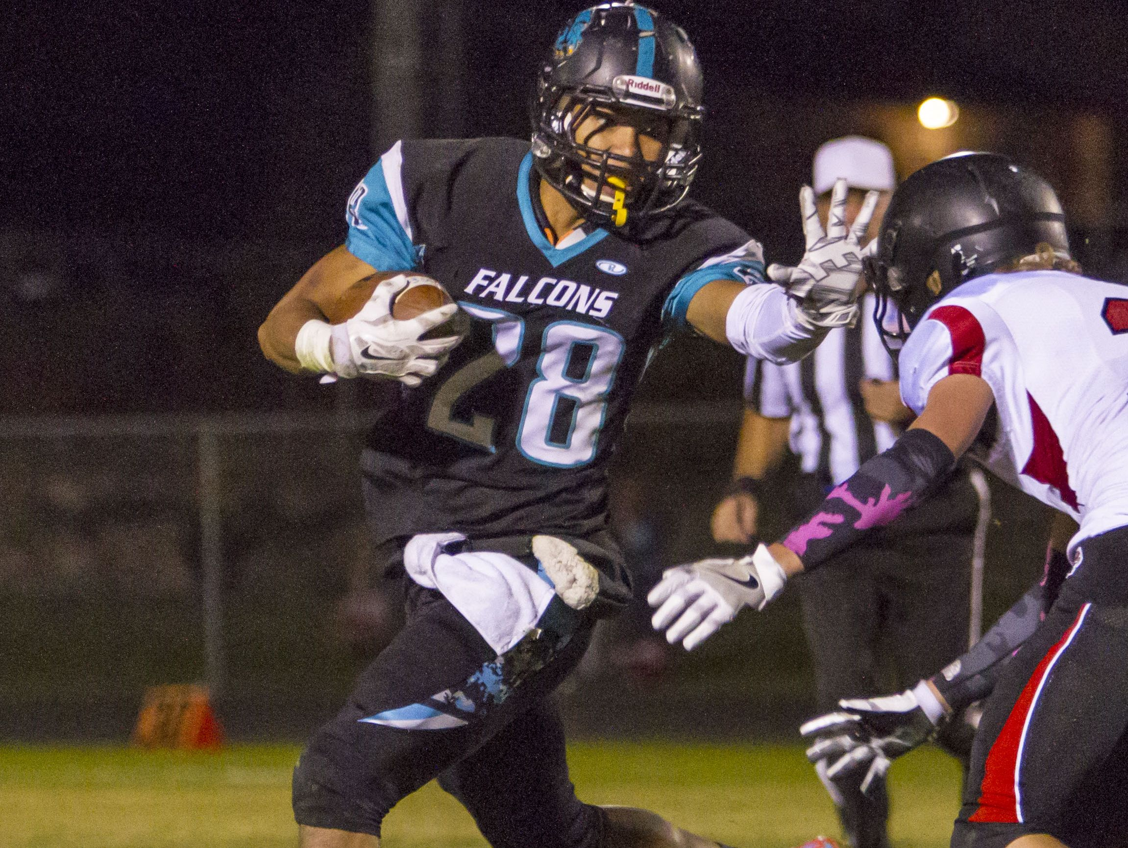 Canyon View takes on Juan Diego in the opening round of the high school playoffs on Friday.