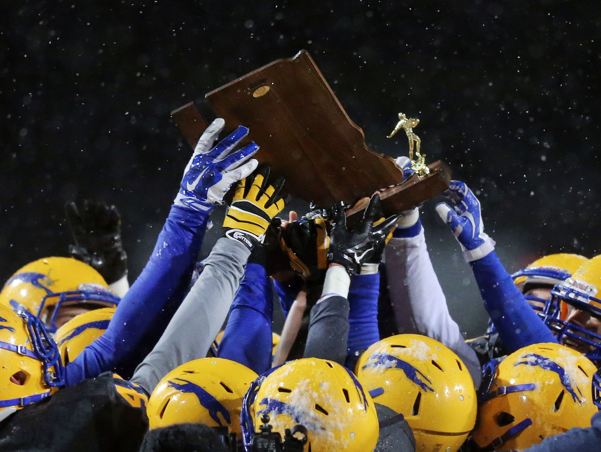 FILE — Who will hoist sectional trophies this season?