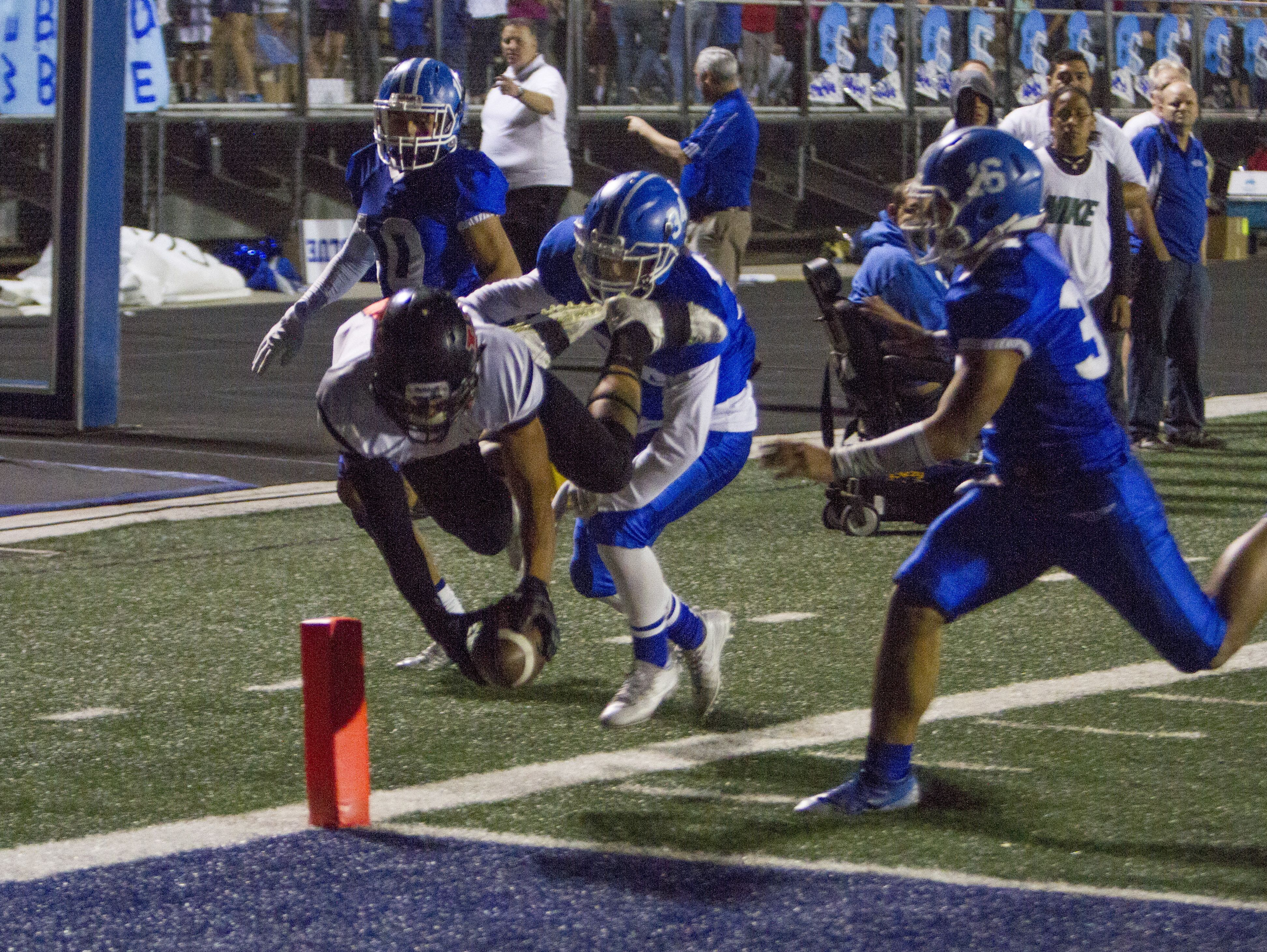 Hurricane takes on Bear River in the opening round of the high school playoffs on Friday.