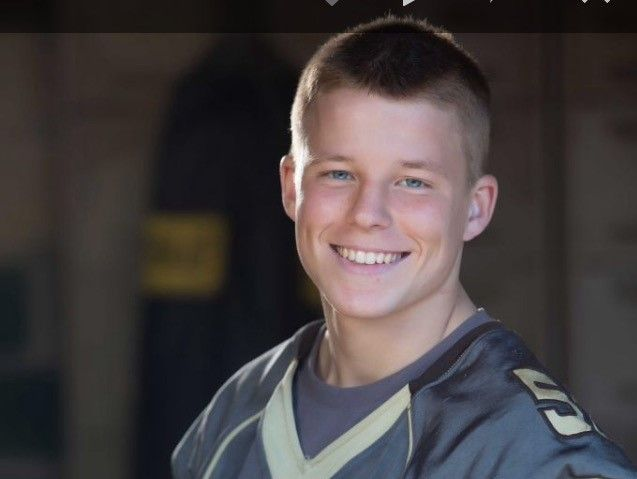 Clarkstown South linebacker John Patrick Naughton is the Journal News Rockland Scholar-Athlete of the Week