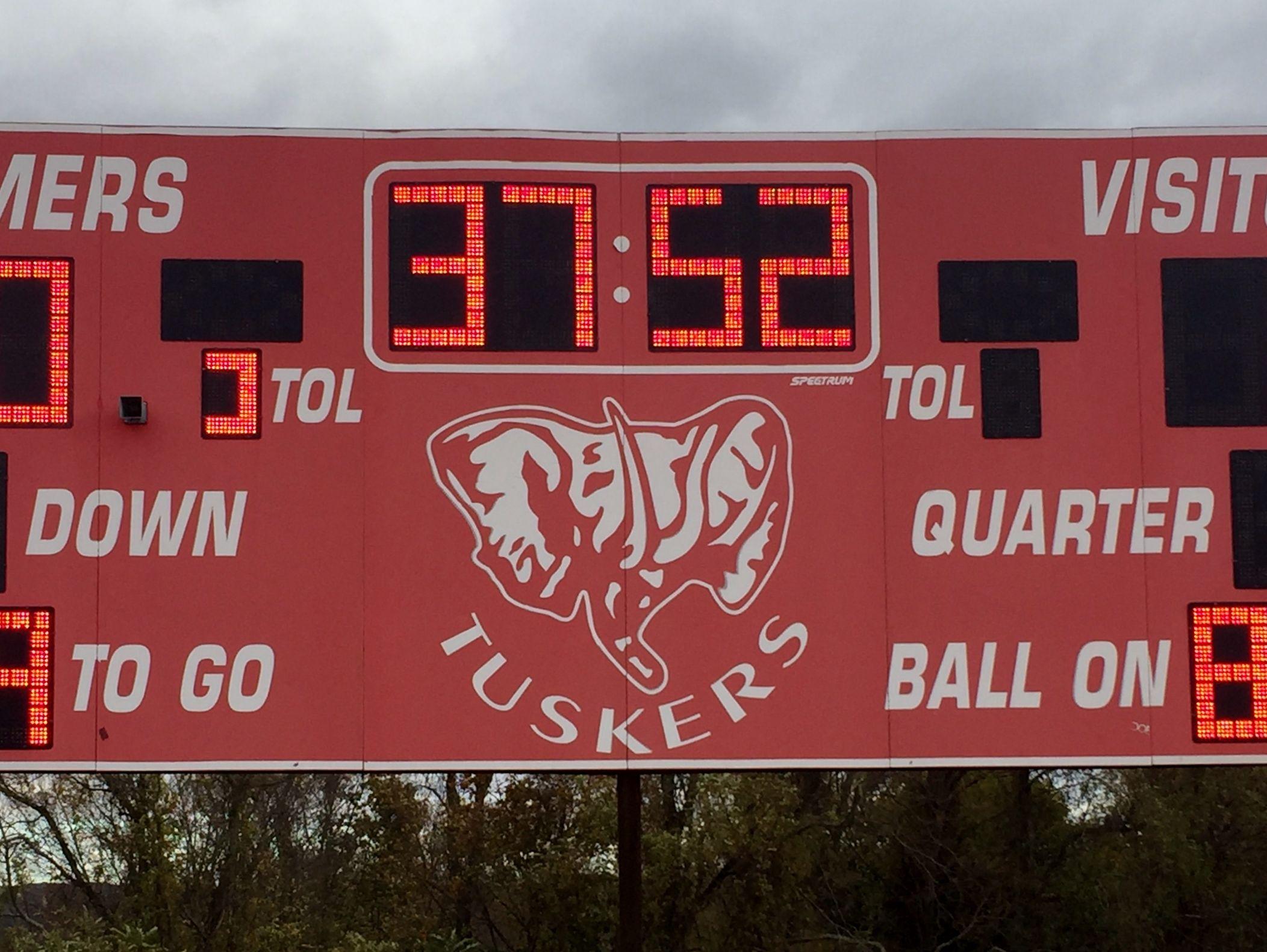 Somers scoreboard