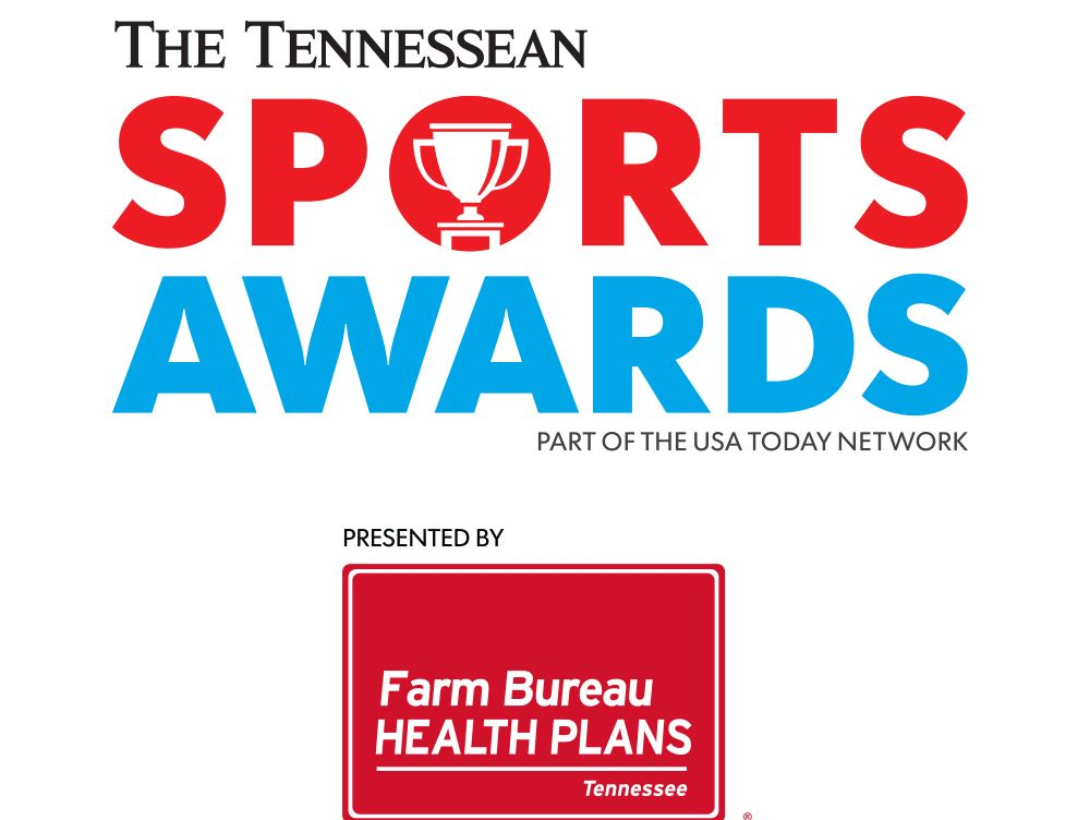 The Tennessean Sports Awards, presented by Farm Bureau Health Plans, will be held on June 6 at TPAC.