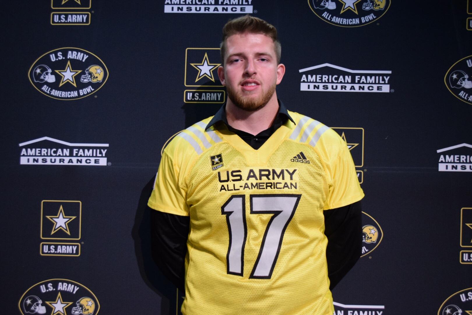 Jake Moretti (Photo: Army All-American Bowl)