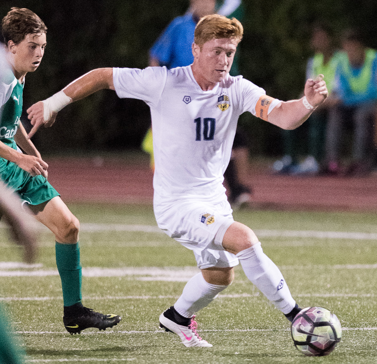 Stephen Milhoan is among the top soccer players in the nation (Photo: St. Ignatius)