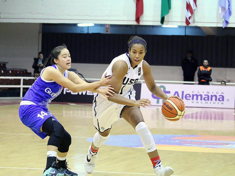 Megan Walker (Photo: USA Basketball)