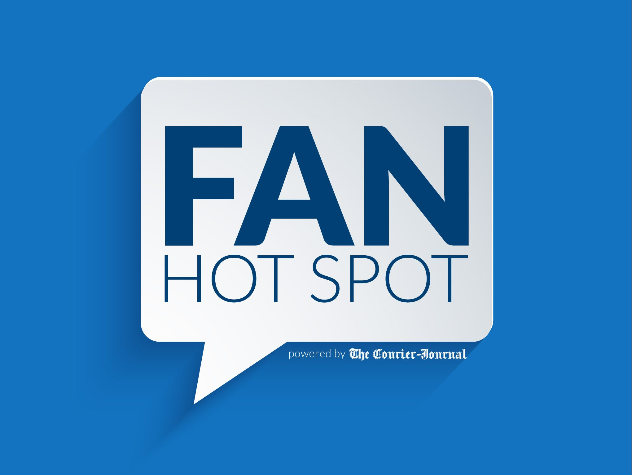 The Courier-Journal has a new place for talking sports. It's called Fan Hot Spot.