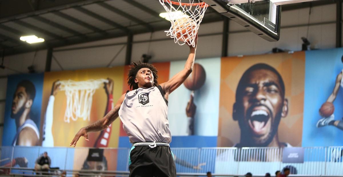 John Petty is headed to Alabama. (Photo: Jon Lopez/Nike).