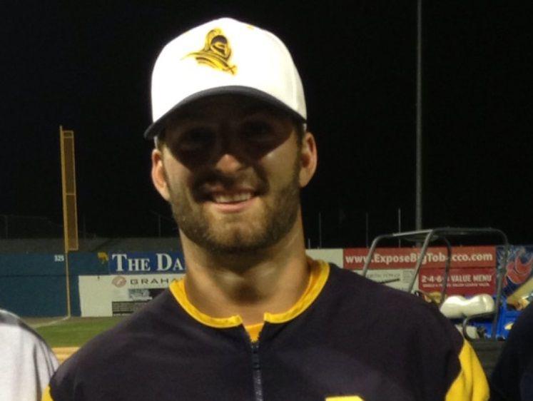 Pittsford Sutherland assistant baseball coach Brad DeRosa