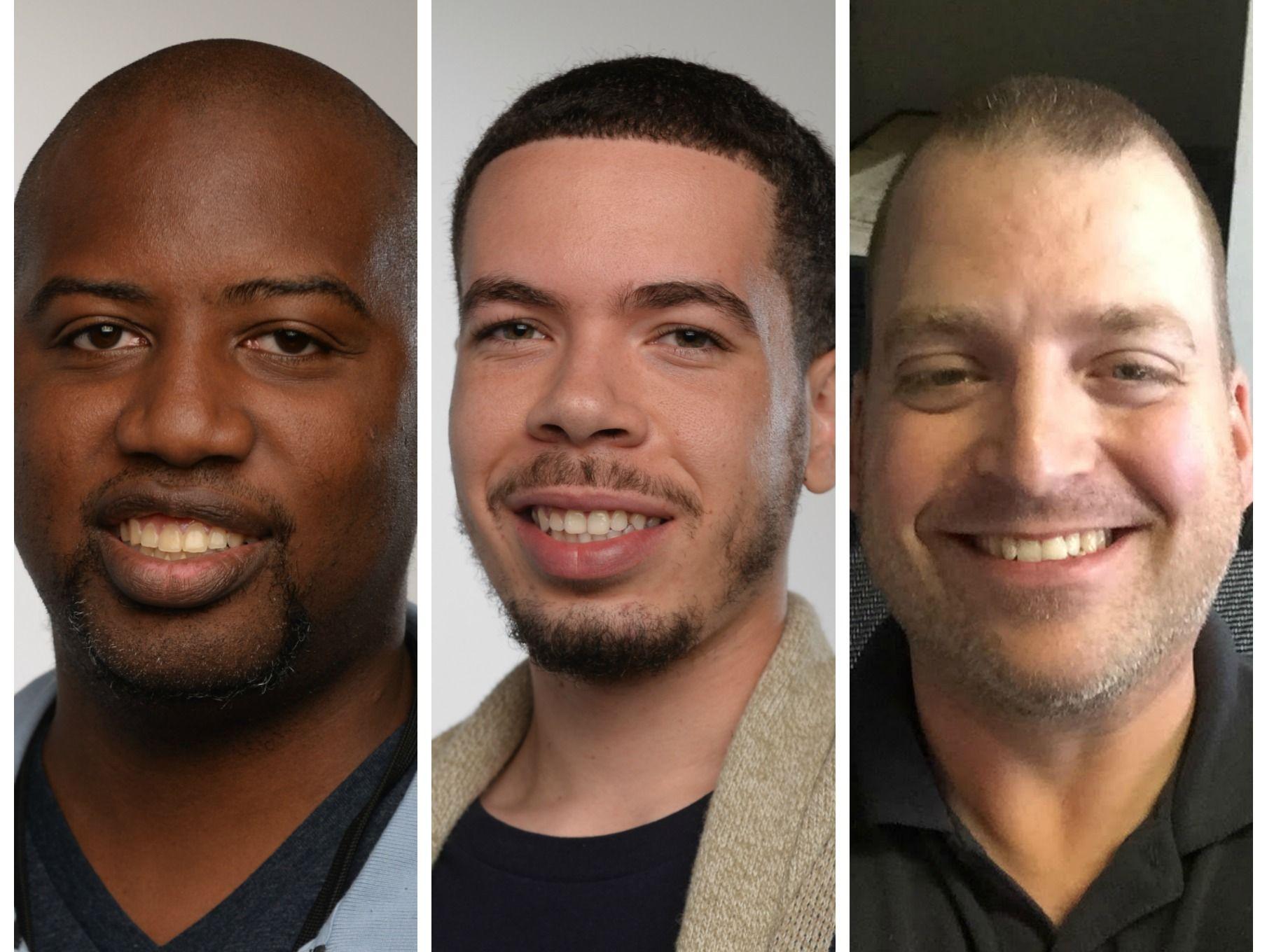 Brian Calloway, James Edwards III and Brock Palmbos make their weekly football predictions.