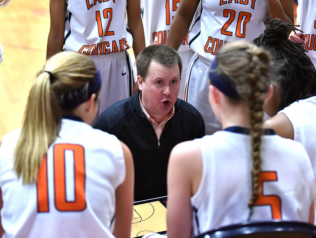 Dickson County coach Greg Tipps will be looking to guide the Lady Cougars to the state tournament for the third-straight year. Dickson Co vs Rossview.