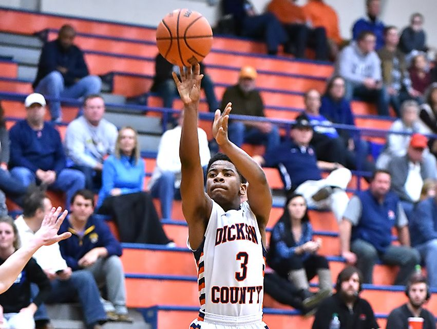 Demontez Coleman will be one of the key contributors returning to this year's Dickson County team.