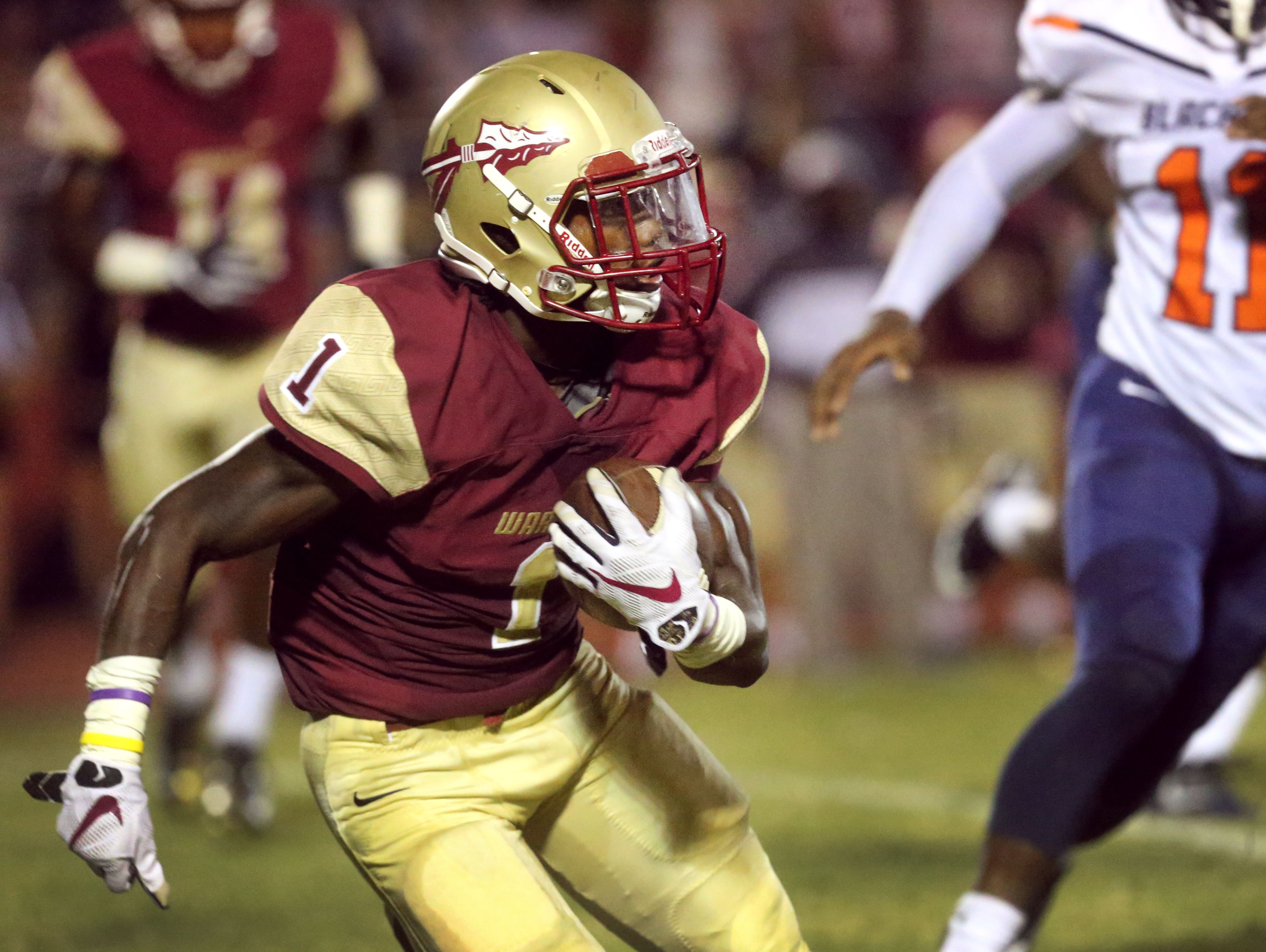 Riverdale's Marqwell Odom (1)