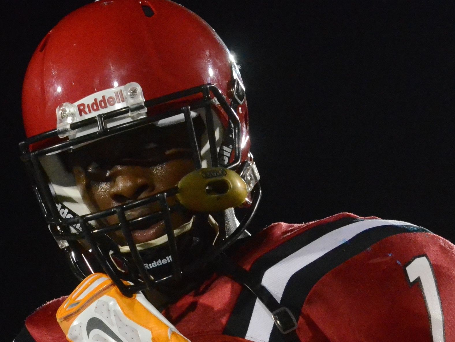 Overton defensive back and Tennessee commitment Theo Jackson
