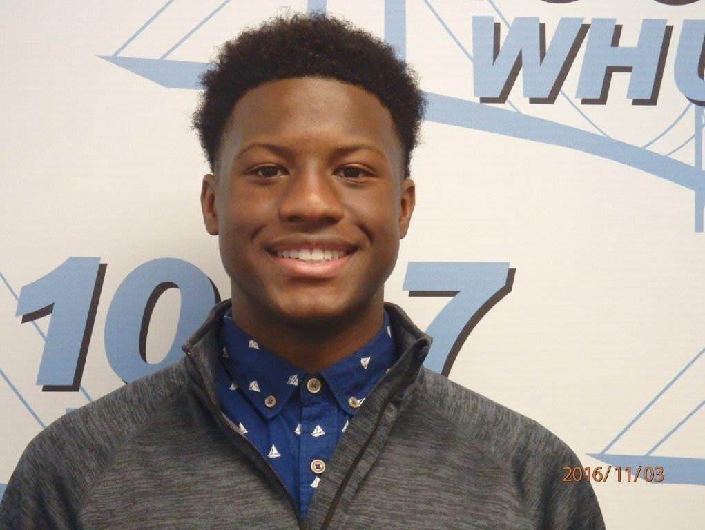 Hackley wide receiver Winston Britton is the Con Edison Athlete of the Week