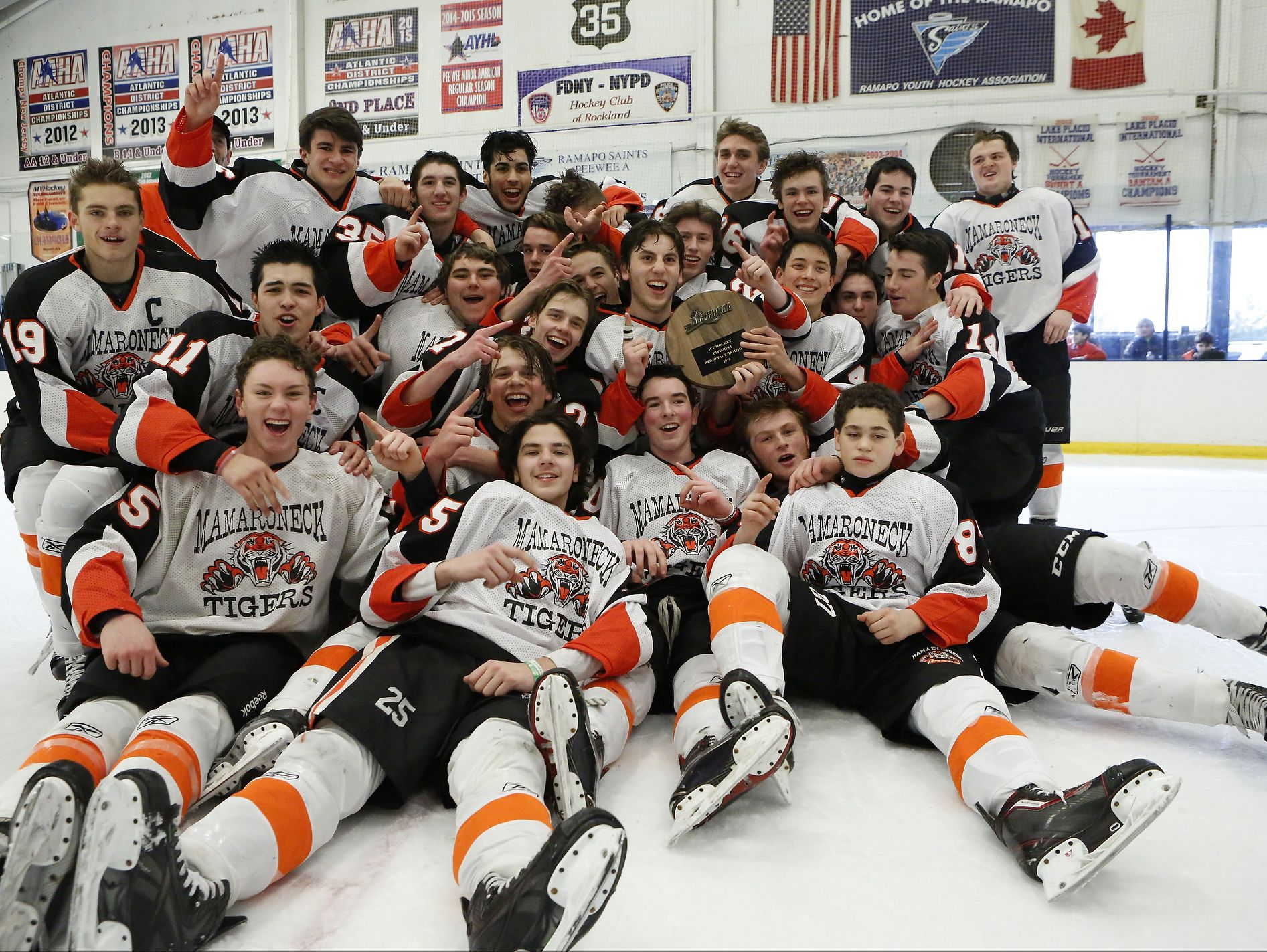 Mamaroneck is in League A with other perennial contenders Suffern, Pelham, Scarsdale, Rye and Clarkstown.