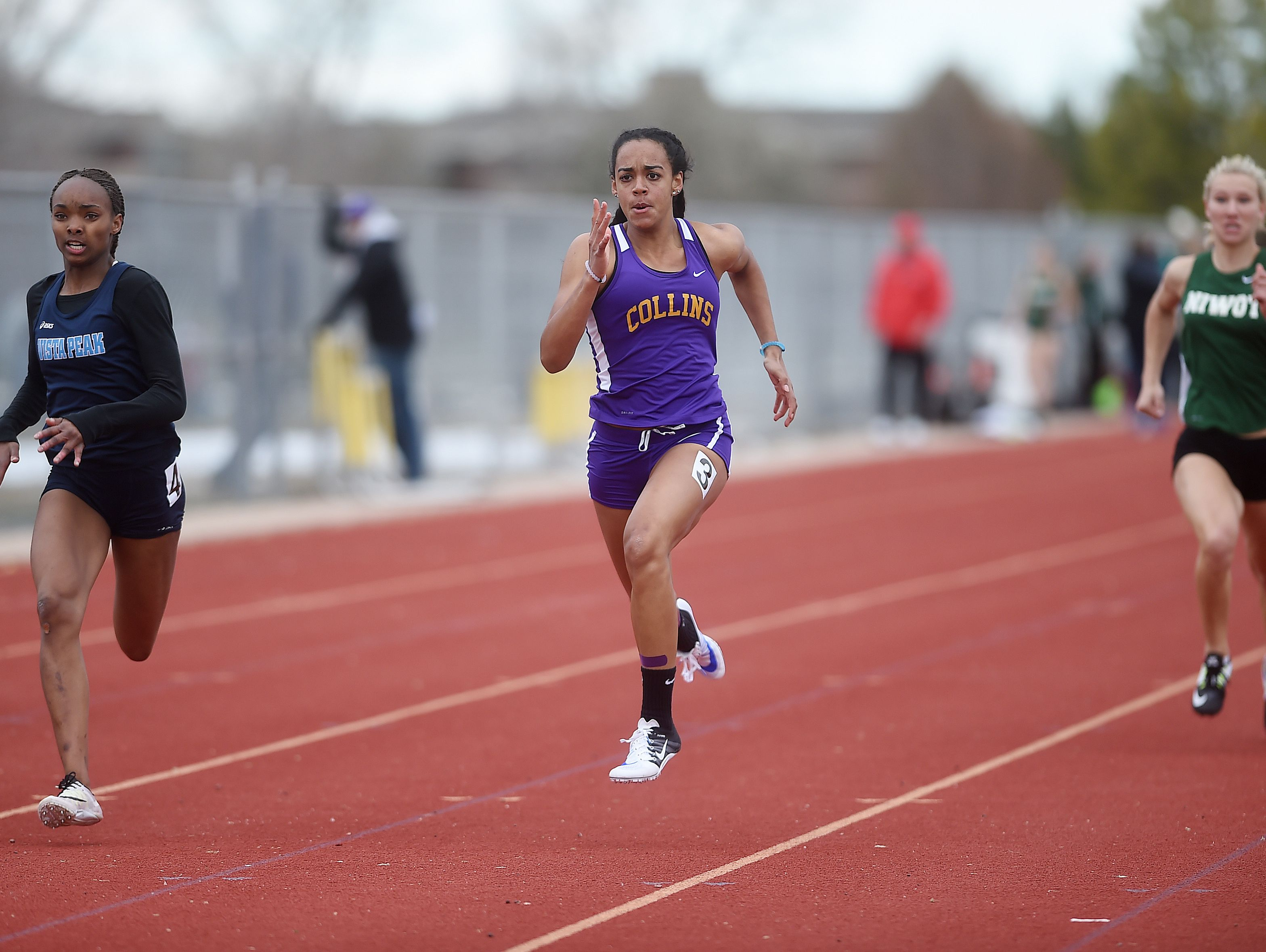 Fort Collins High School's Audra Koopman is signing Wednesday to run track at Pennsylvania State University.