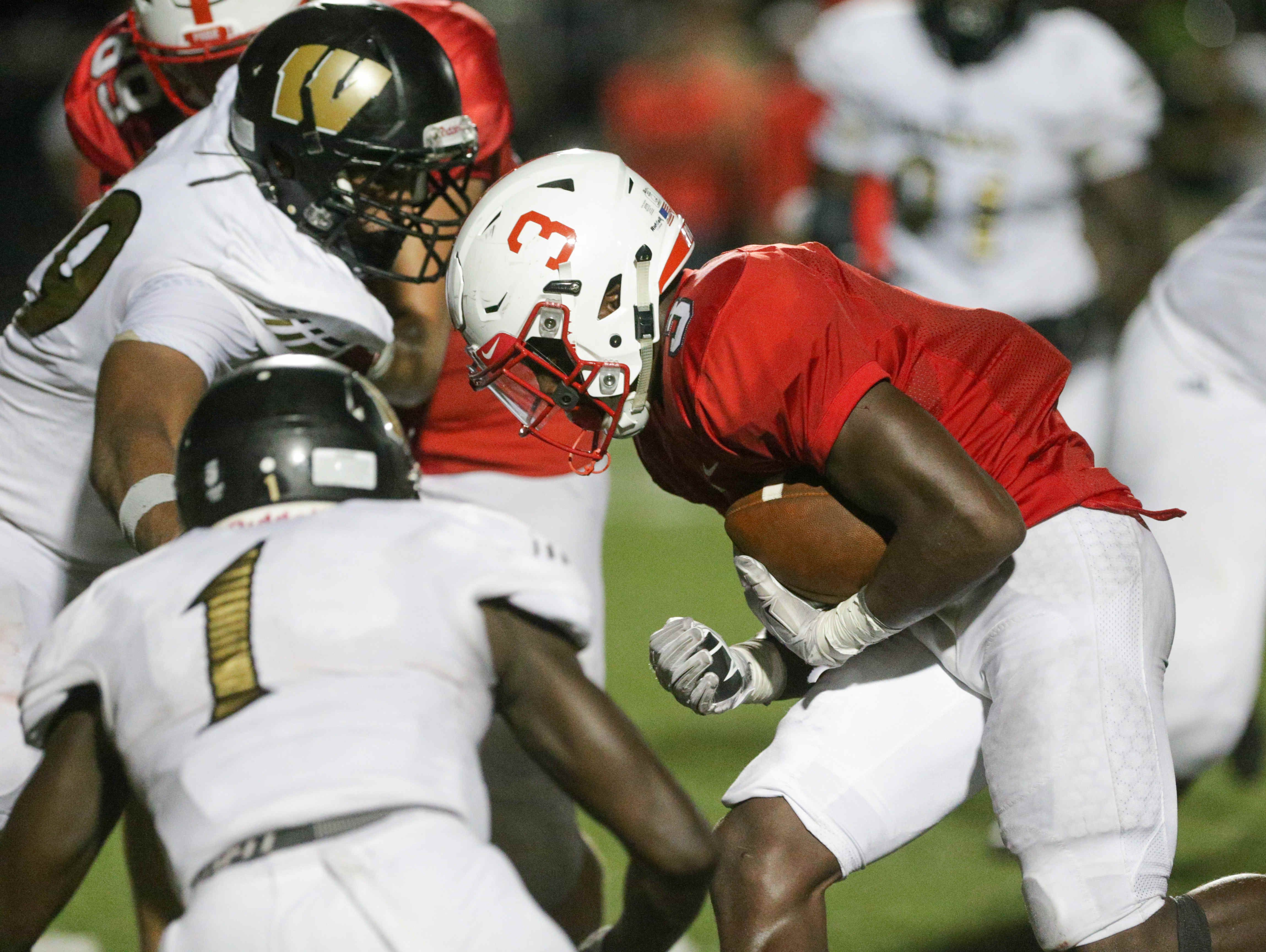 Warren Central and Center Grove face off Friday night in regional final.