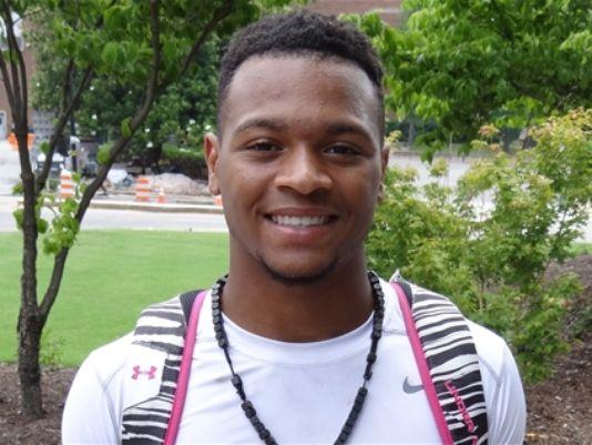 Jaylond Woods (Photo: Knoxville News-Sentinel)