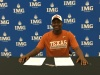 Rellah Boothe signs with Texas (Photo: IMG Academy)