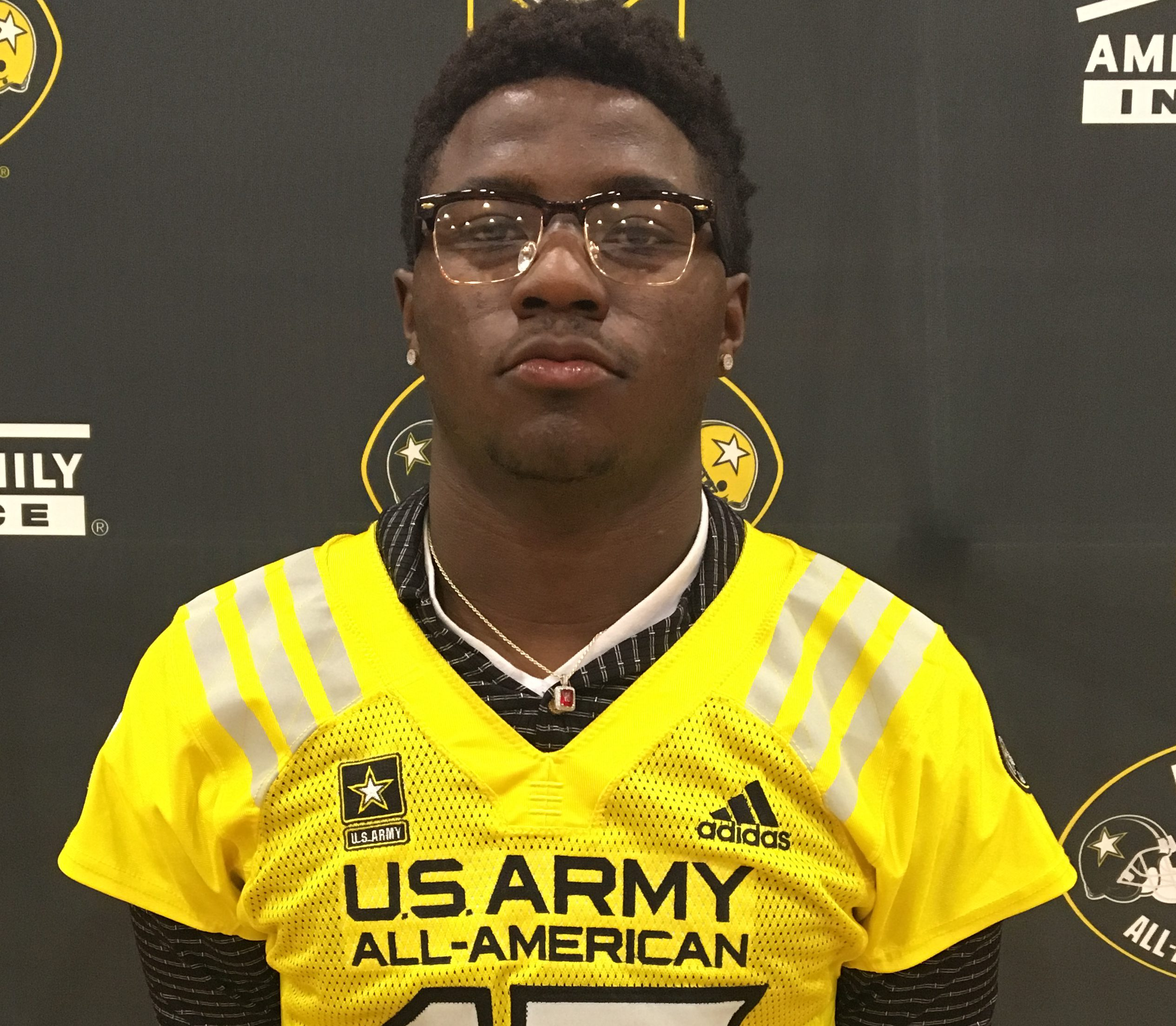 Tyjon Lindsey is an Army All-American Photo: Army All-American Bowl)