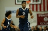Jan 18, 2016 -- Springfield, MA, U.S.A -- Sierra Canyon Cody Riley (2) and Remy Martin (1) return up court during a break in the action against Montverde in the second half of the Spalding Hoophall Classic at Blake Arena in Springfield, Mass. -- Photo by David Butler II-USA Today Sports Images ORG XMIT: US 134344 Spalding Hoophal 1/17/2016 [Via MerlinFTP Drop]