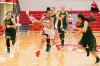 Jeffersonville's Jasmine Lilly (5) looks to pass the ball during the Girls Basketball game between Floyd Central and Jeffersonville at Jeffersonville high school. Photo by Adam Creech/Special to The Courier-Journal