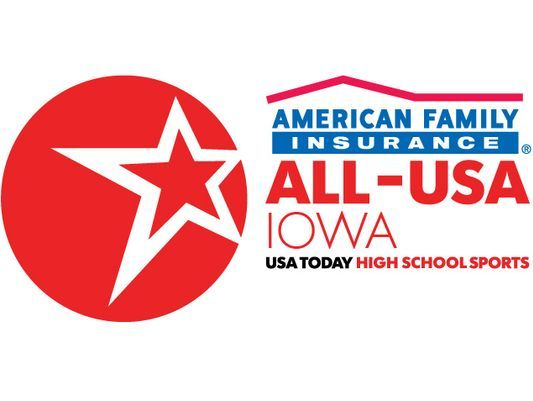 American Family Insurance's ALL-USA Iowa preseason wrestling team for 2016-17.
