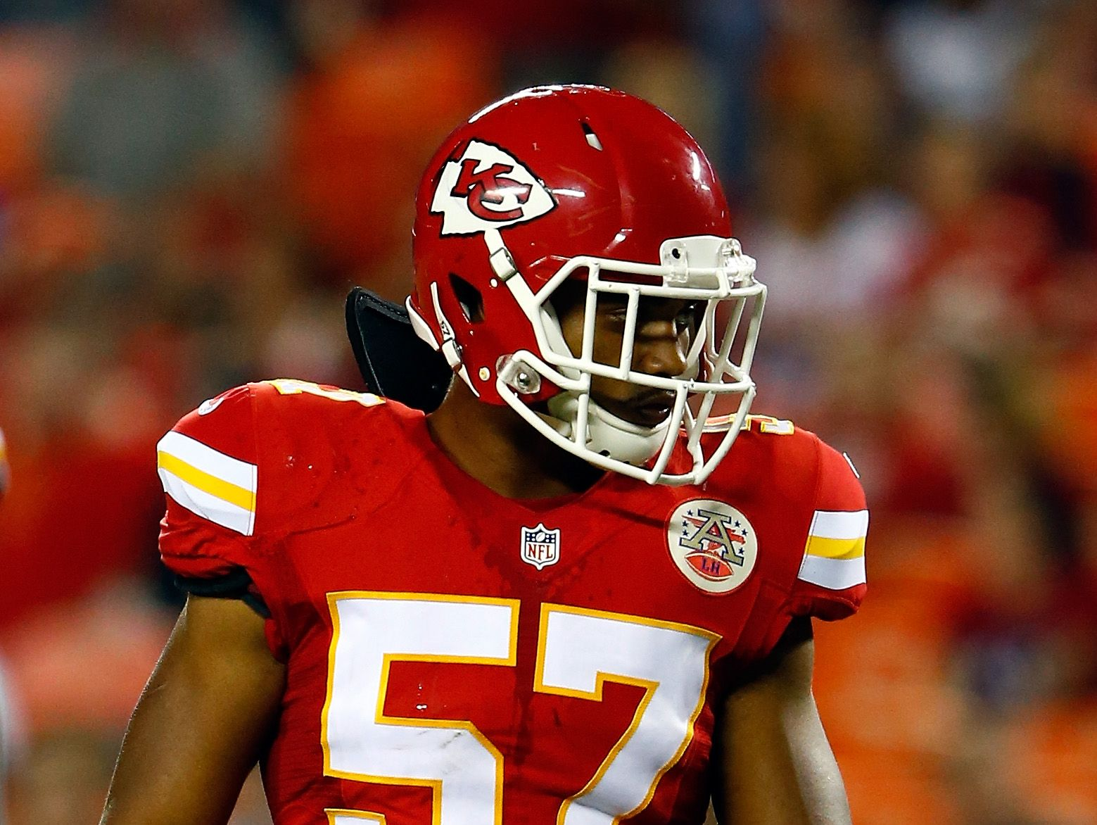 Linebacker D.J. Alexander of the Kansas City Chiefs has been nominated for the NFL's Pro Bowl.