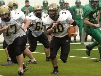 Pickle Nuckols helped lead Buffalo Gap to a state championship in 2007.