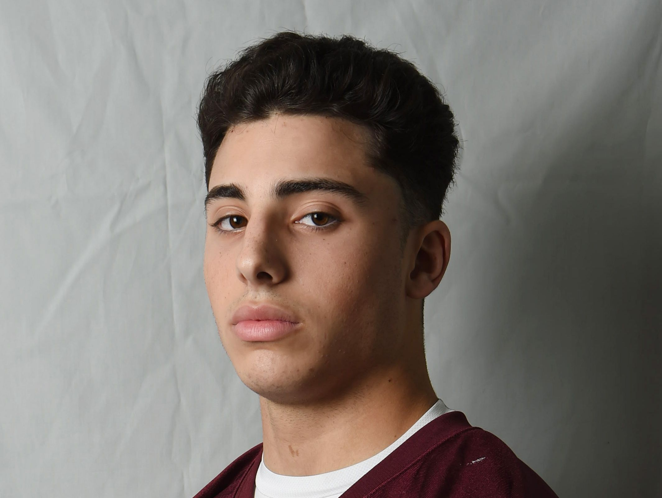 Joseph DiMarco from New Paltz High School is the Defensive Back of the Year.