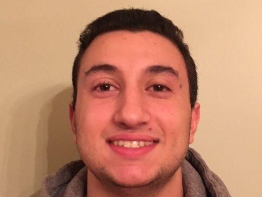 Arlington football player Jake Cirrito